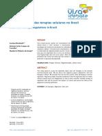 Regulamentação das terapias celulares no Brasil