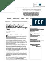 TI - Using Simulation Software to Simplify Servo Design 01