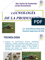 Niveles Tecnologicos Alg 2015