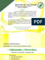 1 - Tetraciclinas y Sulfonamidas