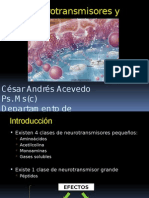 Neurotransmisores+y+Neuromoduladores-Clase+18