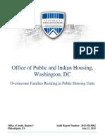 Public Housing Audit