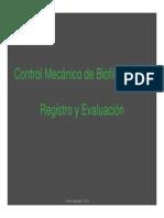 Control Mecanico 2012