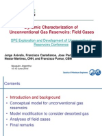 Dynamic Characterization of  Unconventional Gas Reservoirs