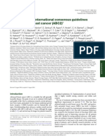 ESO-ESMO 2nd international consensus guidelines for advanced breast cancer (ABC2)