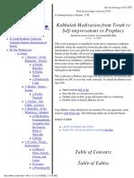 Kabbalah Meditation From Torah to Self-Improvement to Prophecy