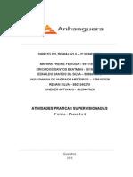 Atps - Direito Do Trabalho i. Etapa 3