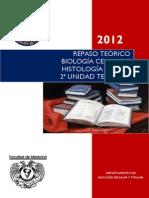 Repaso Teorico Bloque 2 2012 UNAM