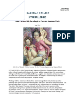Hyperallergic Review- John Currin's Silly Porn-Inspired Portraits Somehow Work by John Seed March 12, 2015-Em