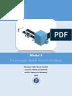 MODUL 4 - Perancangan Sistem Produksi Perakitan
