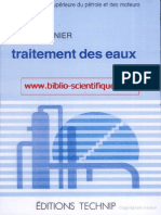Traitement Des Eaux Www.biblio-scientifique.com