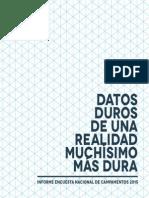 Informe ENDC 2015