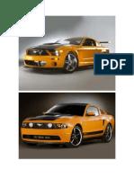 Mustang Modificado