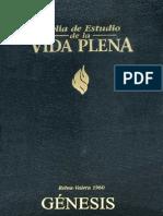 Biblia de Estudio de La Vida Plena - Génesis