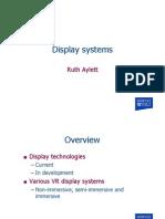 Lectures on Virtual Environment Development L5