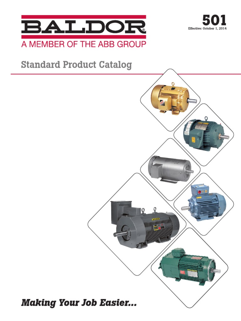 Baldor Motors Price List | Machines | Electromagnetism