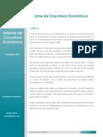Informe Coyuntura Económica - Setiembre 2015