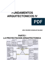 FUNDAMENTOS ARQUITECTONICOS 2015