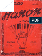 Hanon for the Accordion Book 1 . 1-2