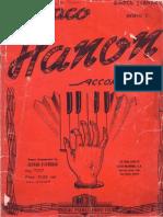 Hanon for the Accordion Book 1 . 1-2