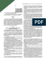 Lei Autorização - Reforma CPTA e ETAF