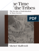 (Theory, Culture & Society) Michel Maffesoli-The Time of the Tribes_ the Decline of Individualism in Mass Society-SAGE Publications (1996)
