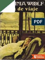 Virginia Woolf-Fin de Viaje