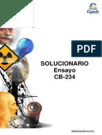Solucionario CB-234 2015