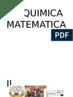 Bioquimica Matematica II