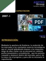 Informacion de Cursos ASETEC GROUP - Presentacion