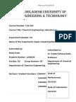 Vapor liquid equilibrium( ethanol+water)