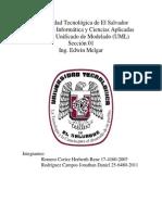 Investigacion UML