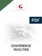 Conference Facilities - Hotel Croatia - Excelsa Hotels, Cavtat - Dubrovnik, Croatia