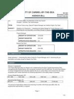 Amending the Salary Range 11-02-15