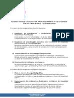 Acuerdo Para El Fortalecimiento Seguridad 30-Octubre-2015