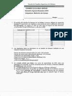 Examen_mediciòn Del Trabajo