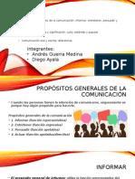 Presentacion Lenguaje y Comunicacion
