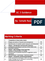 GC3 Guidance