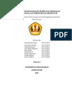 Kelompok 3 Psdpl Makalah Pengintegrasian Pembuatan Kebijakan Dan Pengelolaan Struktur Dan Proses Icm