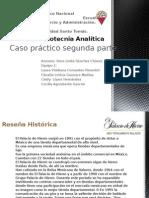 Palacio de Hierro Mercadotecnia Analítica Caso Practico Segunda Parte Equipo 2