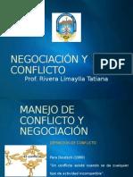 Negociación y Conflicto Fin