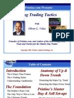 Pristine Swing Trading Oliver Velez