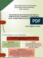 Presentación tesis magalys