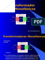Tema 2.2 Transf. Monofasico , Transf. Ideal