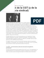 El Origen de La CGT (y de La Burocracia Sindical) - Por Christian Rath