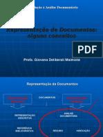 3 Represen. de Docs