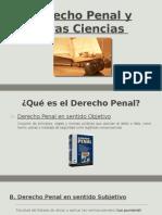 2- Derecho Penal y Otras Ciencias Es Del Dia 15-1-15