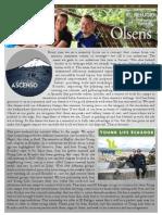 Olsen Newsletter October 2015