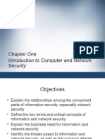 Chp 1- Introduction to Computer and Network Security
