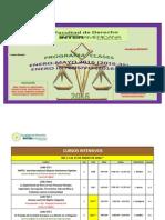 Programa de Enero-mayo 2016 Actualizado 10-30-2015
